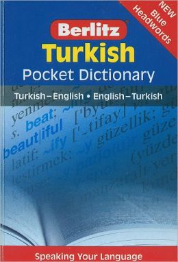 Berlitz Turkish/English Pocket Dictionary
