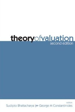 Theory of Valuation (2nd Edition)