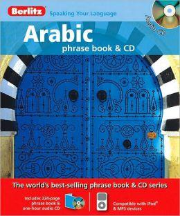 Arabic Phrase Book & CD