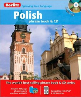 Polish Phrase Book & CD