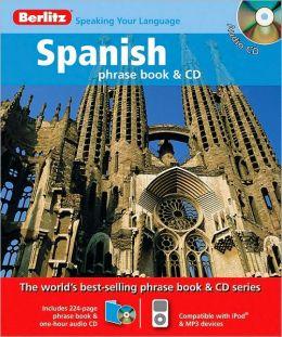 Spanish Phrase Book & CD