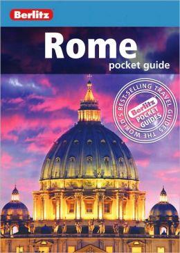 Berlitz Pocket Guide: Rome