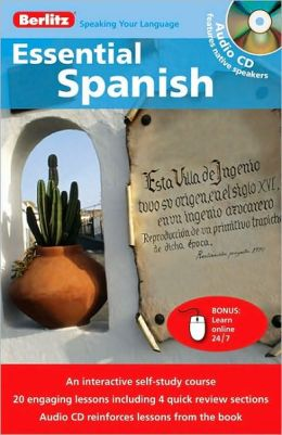 Essential Spanish & CD