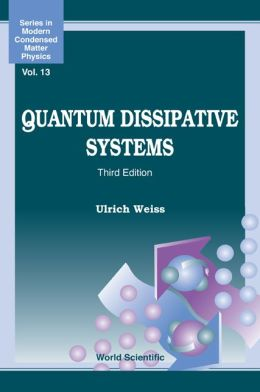 Quantum Dissipative Systems (Third Edition)