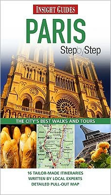 Insight Guides Step-By-Step Paris