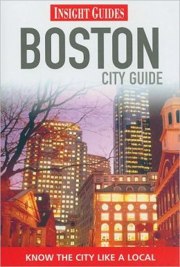Boston City Guide (Insight City Guides Series)