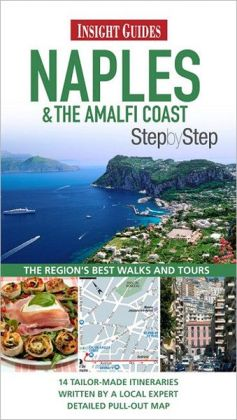Insight Guides Step-By-Step Naples & the Amalfi Coast