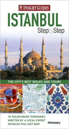 Insight Guides Step-By-Step Istanbul