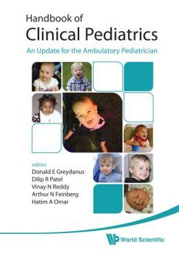 Handbook of Clinical Pediatrics: An Update for the Ambulatory Pediatrician