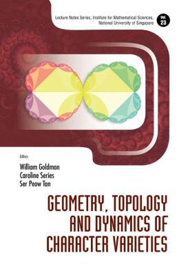 Geometry, Topology and Dynamics of Character Varieties