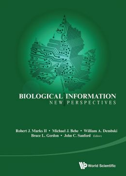 Biological Information: New Perspectives - Proceedings Of The Symposium