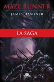 Book Cover Image. Title: La Saga (The Maze Runner Series), Author: James Dashner