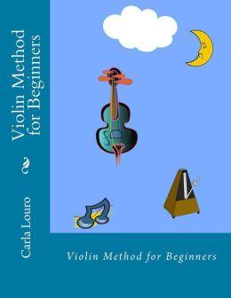 Violin Method for Beginners