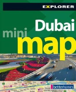 Dubai Mini Map, 3rd: The city in your pocket