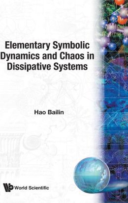 Elementary Symbolic Dynamics and Chaos in Dissipative Systems