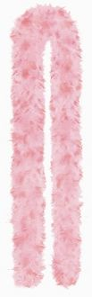 Amscan 154110 6 ft. Two Tone Pink Feather Boa