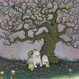 CD Cover Image. Title: Tied to a Star, Artist: J Mascis