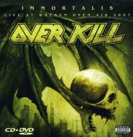 Immortalis/Live at Wacken Open Air 2007