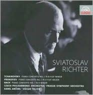 Tchaikovsky, Prokofiev, Bach: Piano Concertos