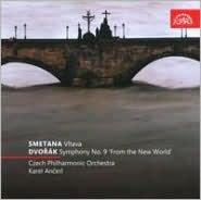 Smetana: Vltava; Dvorák: Symphony No. 9
